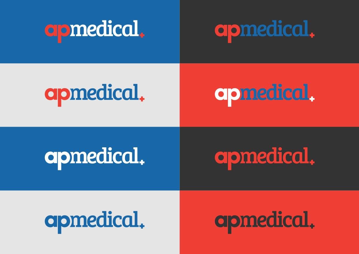 AP Medical – Naming & Identidade Visual