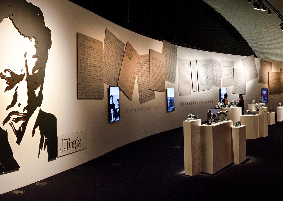 João Turin – Vida, obra, arte – Exposição