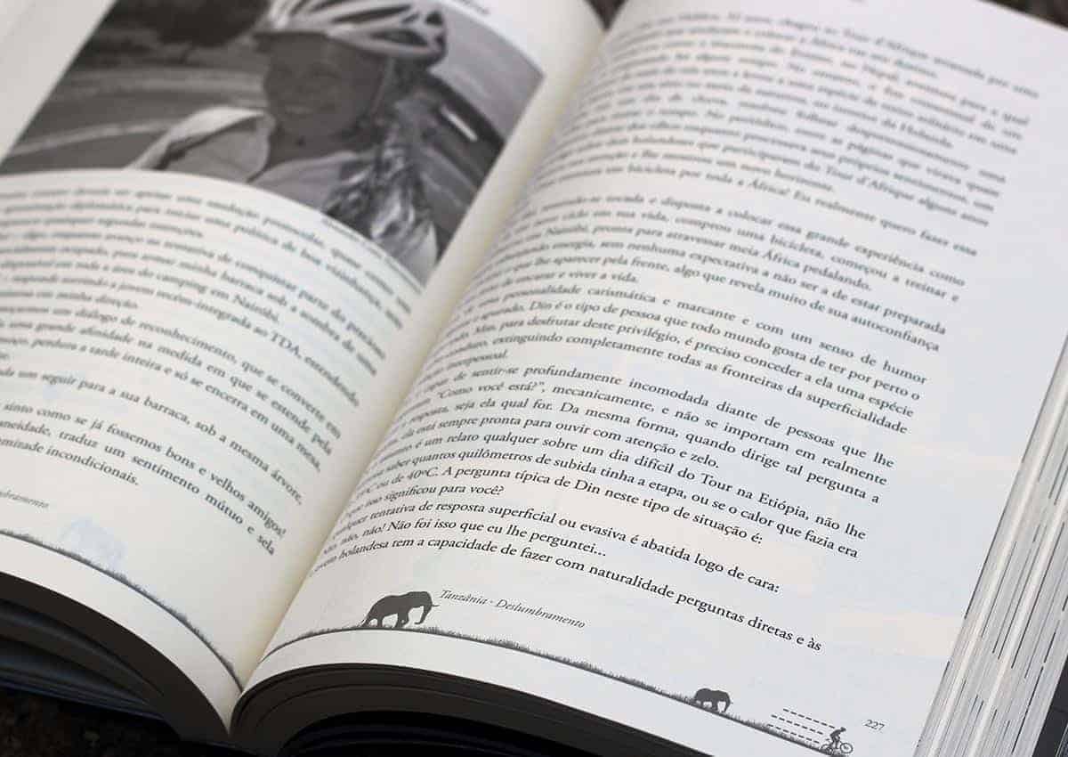 Mais que um leão por dia – Livro