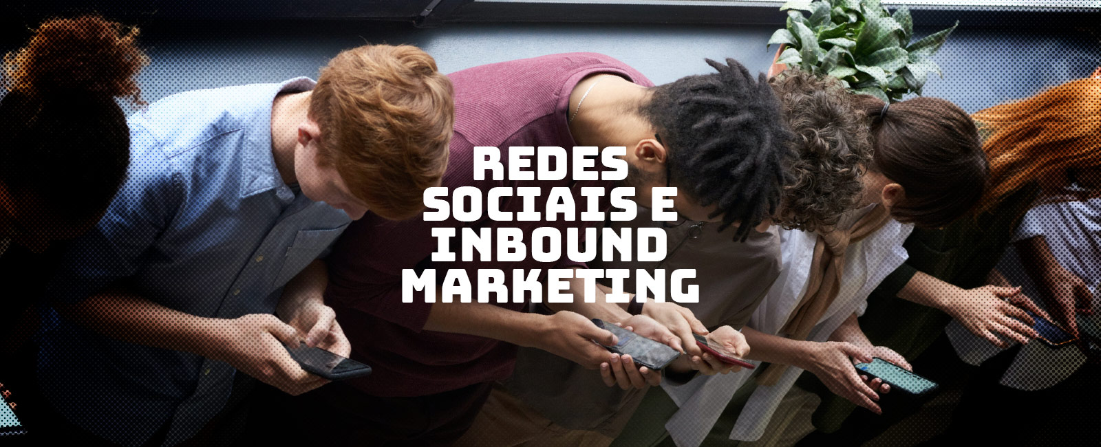 redes sociais e inbound marketing