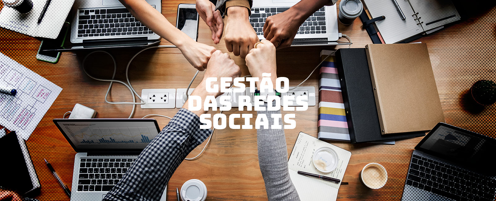 Gestão das Redes Sociais