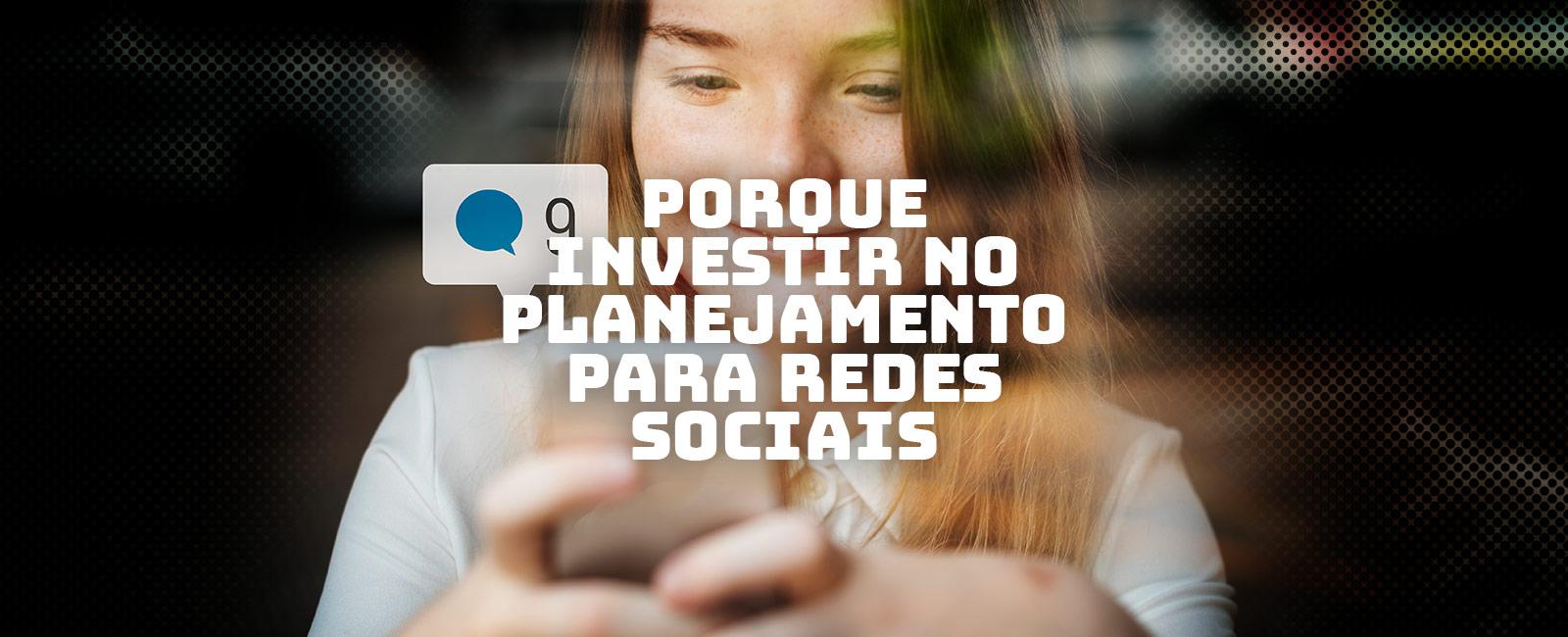 Planejamento para redes sociais